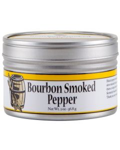 Bourbon Smoked Pepper, Pfeffer