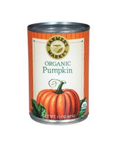 Organic Pumpkin Can