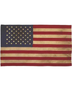 50 Star Sleeved Flagge USA-Fahne Heritage