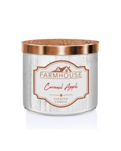 Kringle Candle - Farmhouse - Caramel Apple