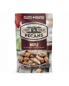 Pekannüsse mit Ahorn (Maple) von Front Porch Pecans im 113 g-Beutel