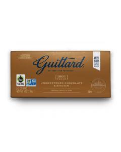 Unsweetened Chocolate Baking Bar von Guittard bei American Heritage