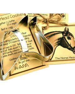 Pferdekopf Keksausstecher
