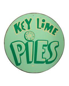 Key Lime Pies Metallschild
