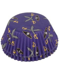 Piraten Backförmchen Cupcakes Muffins