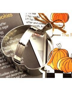 Kürbis - Pumpkin Keksausstecher
