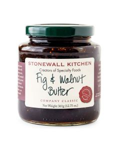Stonewall Kitchen Fig & Walnut Butter von American Heritage
