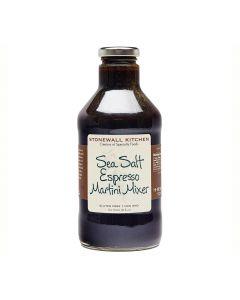 Sea Salt Espresso Martini Drink Mixer von American Heritage und Stonewall Kitchen