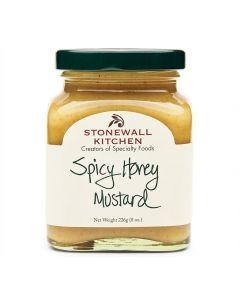 Stonewall Kitchen Spicy Honey Mustard - Senf von American Heritage
