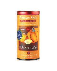 Pumpkin Spice Black Tea von The Republic of Tea