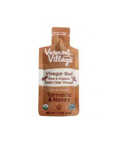 Vermont Village Organic Turmeric Vinegar Shot von American Heritage
