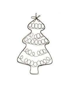 Weihnachtsbaum aus Draht American Heritage