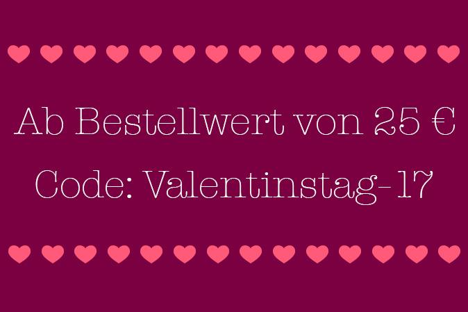 Free Shipping zum Valentinstag