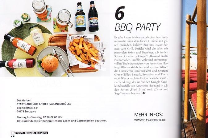 BBQ Party Geheimtipp Stuttgart American Heritage