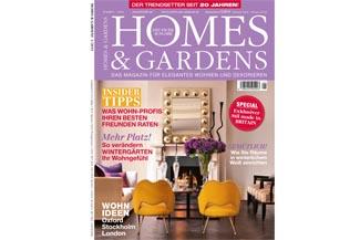 Homes & Garden Ausgabe 1/2015