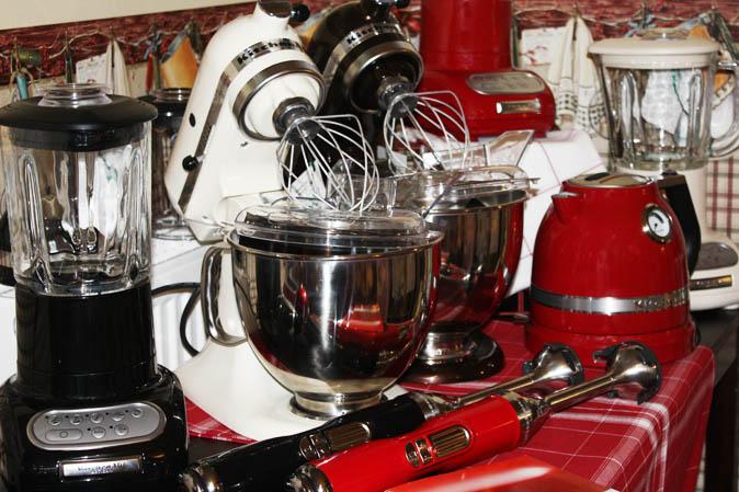 Die neuen KitchenAid-Geräte bei American Heritage in München