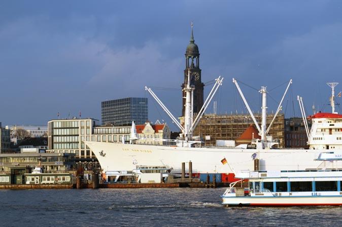 American Heritage erwartet Nachschub im Hamburger Hafen