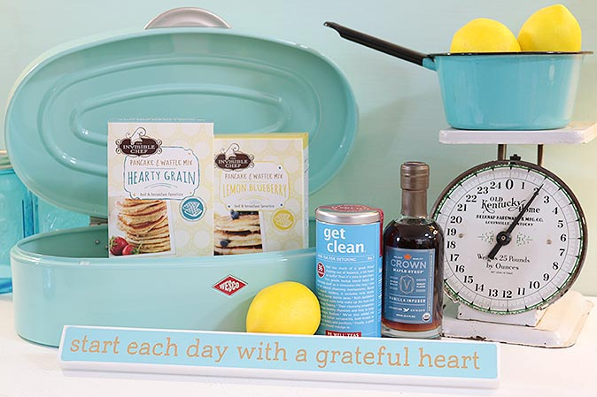 Start each day with a grateful heart - Dankbarkeit