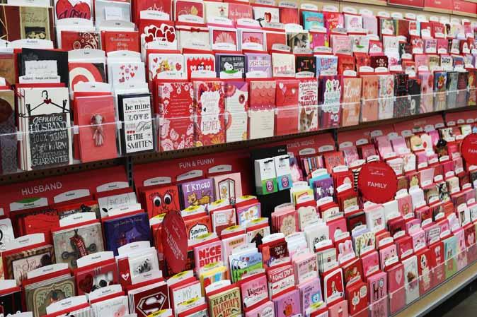 Valentinstag in Amerika
