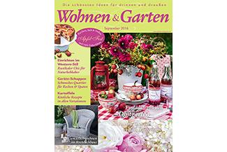 Wohnen & Garten Ausgabe 9/2016