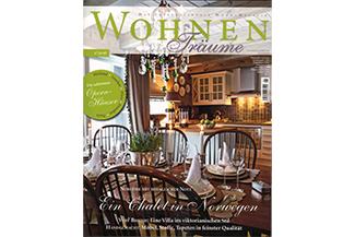 Wohnen Träume Ausgabe 1/ 2016