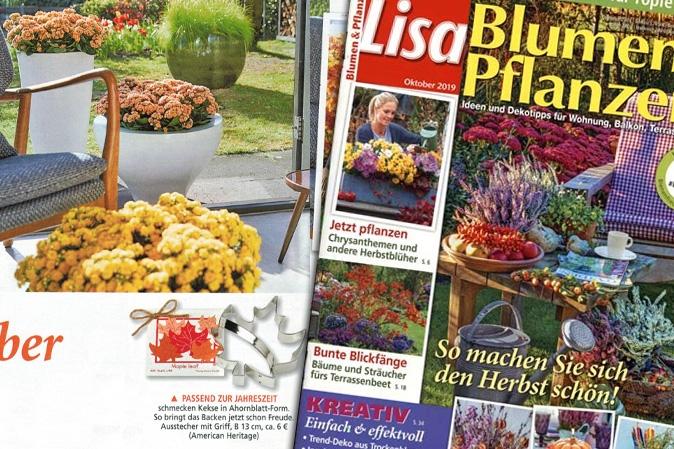 Blumen & Pflanzen American Heritage