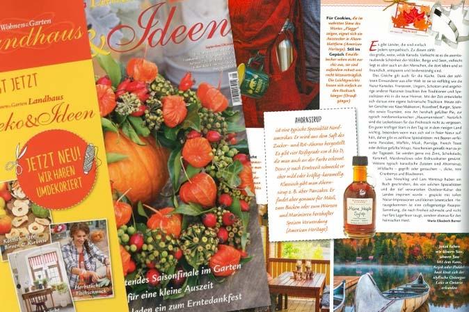 Wohnen & Garten Ahornsirup von American Heritage