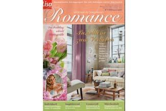 Lisa Romance Wohnen & Dekorieren Januar 2014