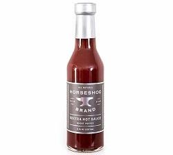 XXXtra Hot Sauce - äußerst scharf