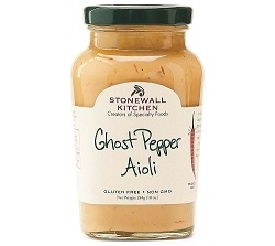Ghost Pepper Aioli - sehr scharf