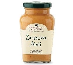 Sriracha Aioli - Habanero Sauce