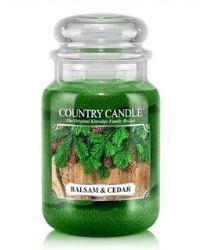 Balsam & Cedar Duftkerze