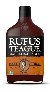 BBQ Sauce Touch O Heat von Rufus Teague