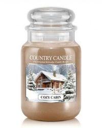 Cozy Cabin Duftkerze