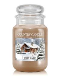 Gemütliche Duftkerze Cozy Cabin