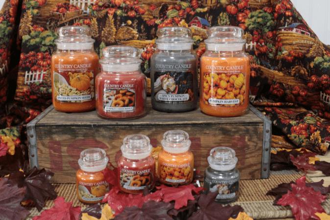 Herbst Duftkerzen von American Heritage