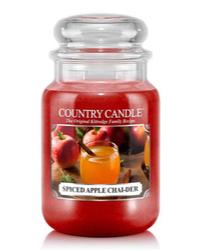 Herbstkerze Spiced Apple Chai-der