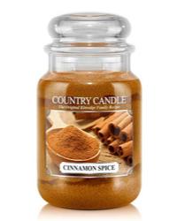 Herbstlich würzige Duftkerze Cinnamon Spice
