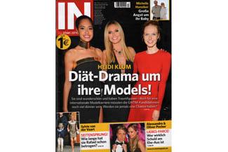 Das aktuelle In Star & Style-Magazin Ausgabe Nr. 17/2013