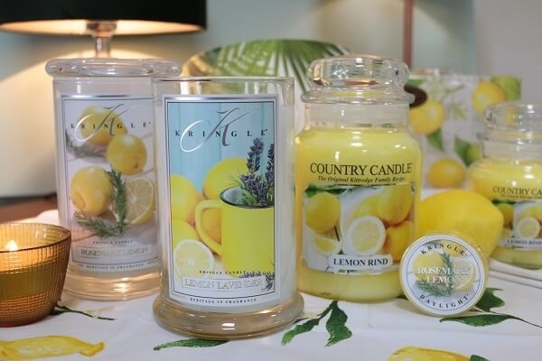 Kringle Candle Lemon Lavender
