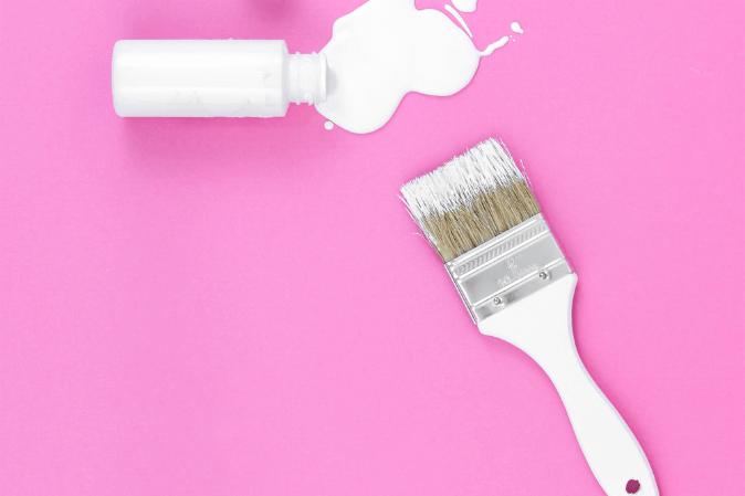 Milk Paint natürliche Farbe