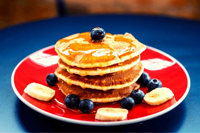 Pancakes und Pfannkuchen