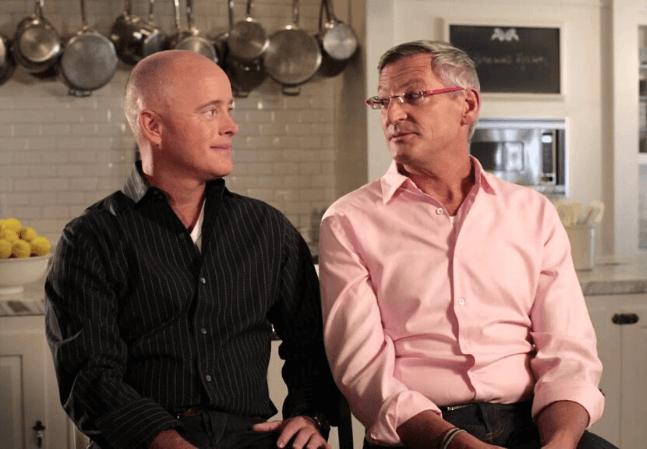 Stonewall Kitchen Gründer Jim Scott und Jonathan King