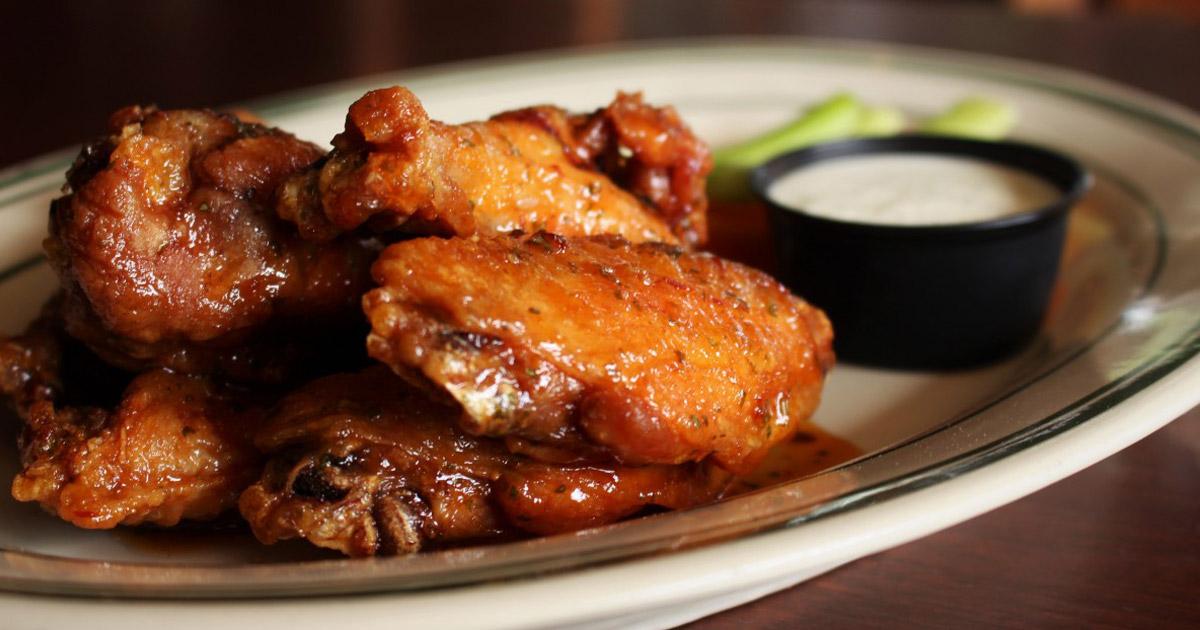 Super Bowl Essen - Chicken Wings