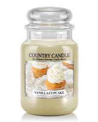 Vanilla Aroma Duftkerze Cupcake