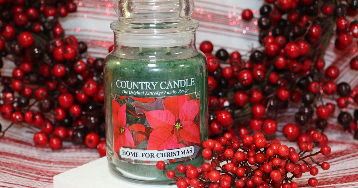 Duftkerze Weihnachten - winterliche Düfte