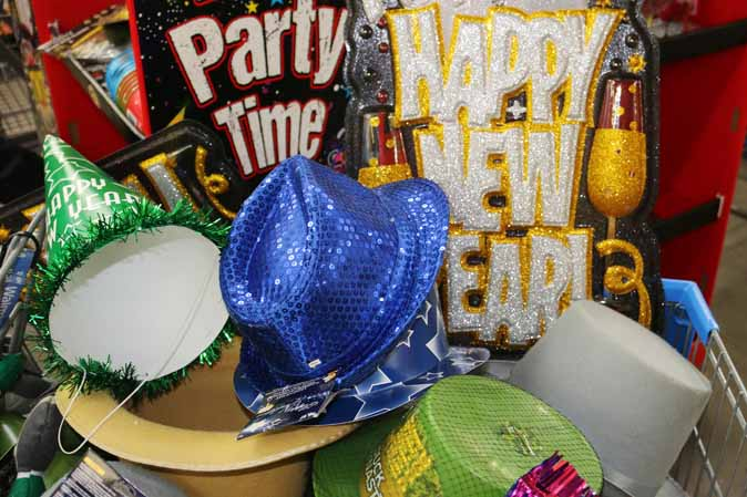 Silvester in Amerika - It's Party Time!