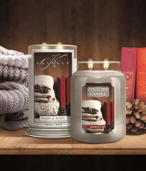 Kringle Candle