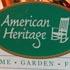 American Heritage Schild Salzburg