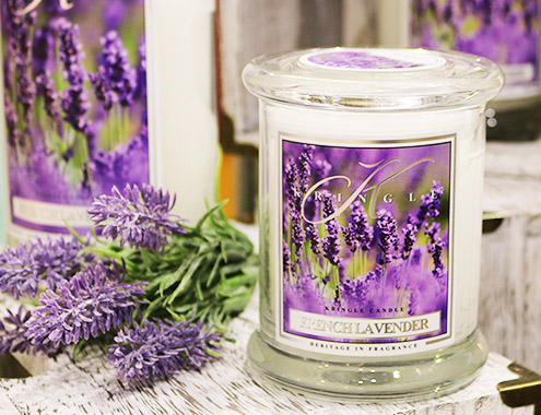 French Lavender von Kringle Candle